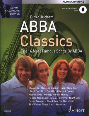Abba Classics - Abba - Partition - Saxophone - laflutedepan.com