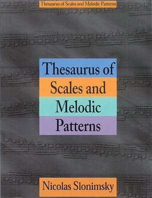 Thesaurus Of Scales And Melodic Patterns laflutedepan