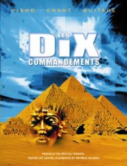 Les Dix Commandements Pascal Obispo Partition laflutedepan