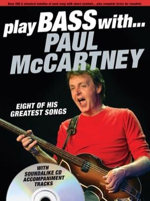Play Bass With... Paul Mccartney Paul Mccartney Partition laflutedepan
