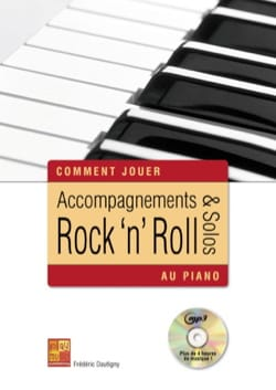 Accompagnements & solos rock 'n' roll au piano + CD laflutedepan