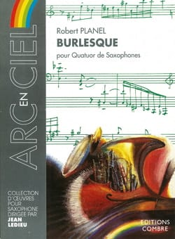Robert Planel - Burlesque - Partition - di-arezzo.co.uk