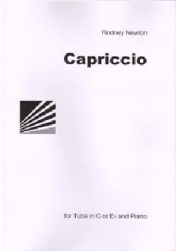 Capriccio Rodney Newton Partition Tuba - laflutedepan