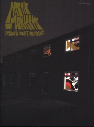 Favourite Worst Nightmare Arctic Monkeys Partition laflutedepan
