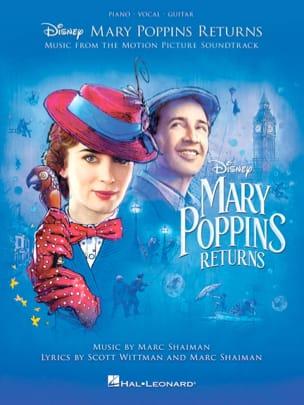 Le Retour de Mary Poppins - Musique du Film DISNEY laflutedepan