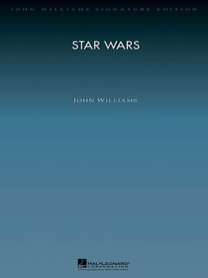 John Williams - Star Wars - Suite For Orchestra First Trilogy - Partition - di-arezzo.co.uk