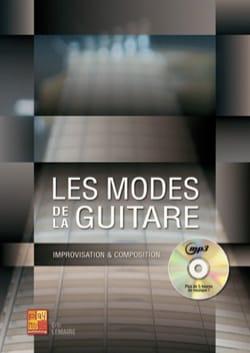 Les modes de la guitare Eric Lemaire Livre laflutedepan