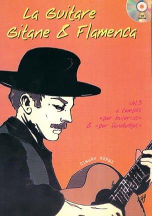 Claude Worms - The Gypsy Guitar - Flamenca Volume 3 - Partition - di-arezzo.com