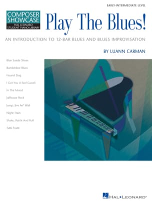 Play The Blues! - Partition - Jazz - laflutedepan.com