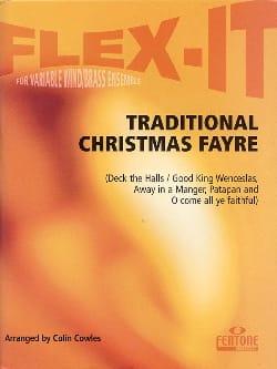 Traditional Christmas Fayre Partition ENSEMBLES - laflutedepan