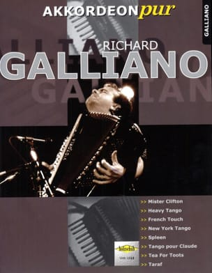 Akkordeon Pur - Richard Galliano Richard Galliano laflutedepan