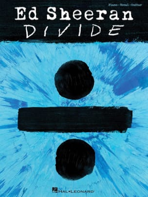 Divide Ed Sheeran Partition Pop / Rock - laflutedepan