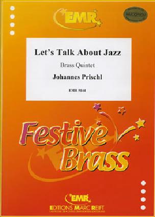 Let's Talk About Jazz - Johannes Prischl - laflutedepan.com