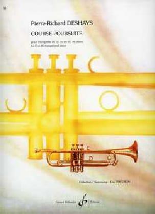 Course-Poursuite - Pierre-Richard Deshays - laflutedepan.com