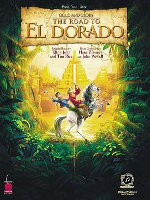The Road To El Dorado Elton John Partition laflutedepan