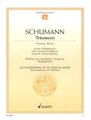 SCHUMANN - Träumerei Opus 15/7 - Partition - di-arezzo.de