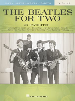 The Beatles for Two Violins Beatles Partition Violon - laflutedepan