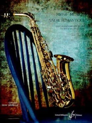 Valse Romantique - Michel Mériot - Partition - laflutedepan.com