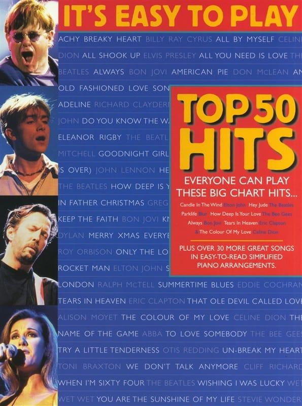 It's easy to play top 50 hits volume 1 - laflutedepan.com