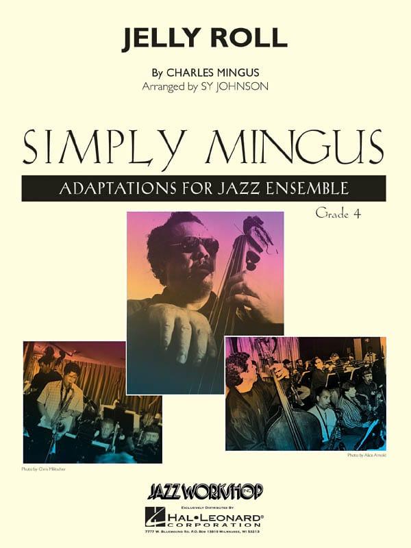 Jelly Roll - Mingus Charles - Partition - ENSEMBLES - laflutedepan.com