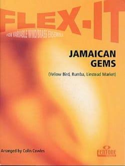 Jamaican Gems Colin Cowles Partition ENSEMBLES - laflutedepan