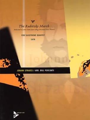 The Radetzky March - Johann Strauss - Partition - laflutedepan.com