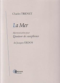 La Mer Charles Trenet Partition Saxophone - laflutedepan