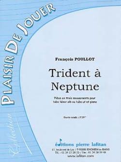 Trident A Neptune François Poullot Partition Tuba - laflutedepan