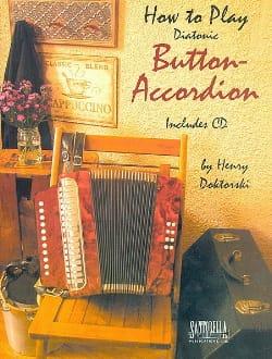 How To Play Diatonic Button-Accordion Henry Doktorski laflutedepan