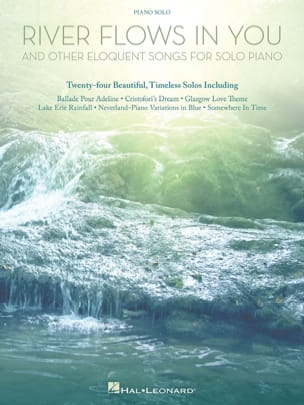 River flows in you and other eloquent songs for solo piano - laflutedepan.com