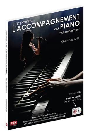 J'apprends... L'ACCOMPAGNEMENT AU PIANO tout simplement laflutedepan