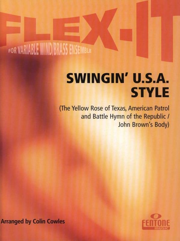 Swingin' U.S.A. Style - Colin Cowles - Partition - laflutedepan.com
