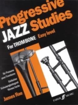 Progressive Jazz Studies Easy Level James Rae Partition laflutedepan