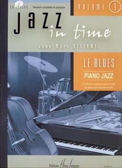 Jazz In Time Volume 1 - le Blues Jean-Marc Allerme laflutedepan