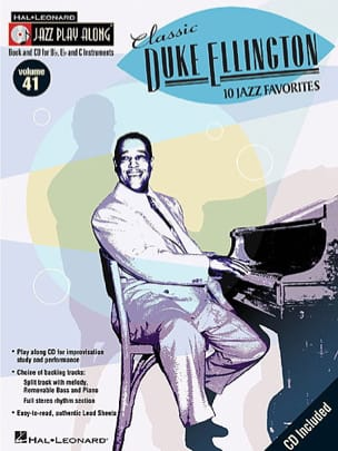 Jazz play-along volume 41 - Classic Duke Ellington laflutedepan