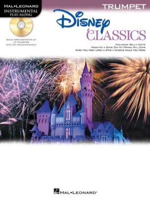 DISNEY - Disney Classics - Instrumental play-along - Partition - di-arezzo.fr