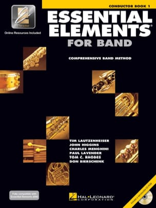 Essential Elements for Band - Book 1 with EEi Partition laflutedepan