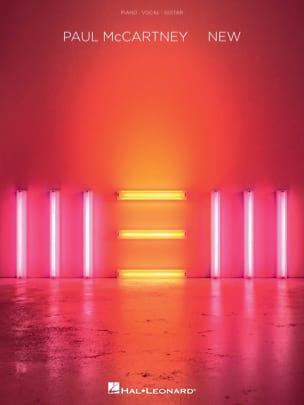 New Paul McCartney Partition Pop / Rock - laflutedepan