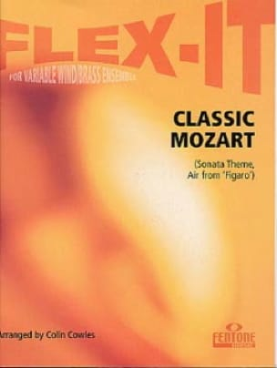 Classic Mozart Flex-It - Colin Cowles - Partition - laflutedepan.com
