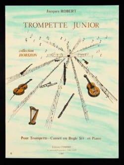 Trompette Junior Jacques Robert Partition Trompette - laflutedepan