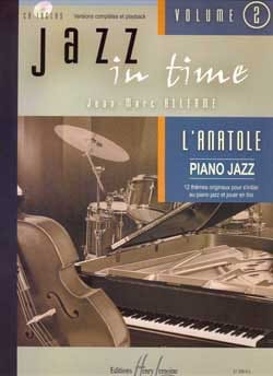 Jazz In Time Volume 2 - L' Anatole Jean-Marc Allerme laflutedepan
