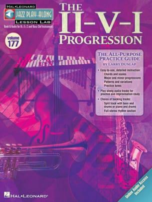 Jazz Play-Along Volume 177 - The II-V-I Progression avec 2 CDs - laflutedepan.com