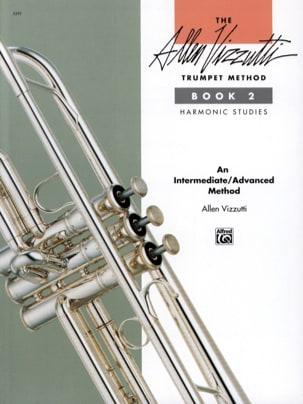 Trumpet method volume 2 - Harmonic studies Allen Vizzutti laflutedepan