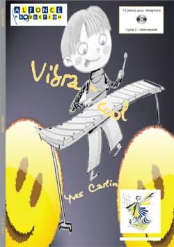 Vibra cool - 12 Pièces Yves Carlin Partition Vibraphone - laflutedepan