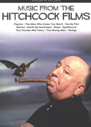 Alfred Hitchcock - Les musiques de film Partition laflutedepan