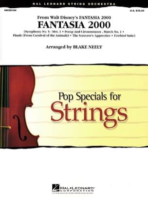 Fantasia 2000 - Pop Specials for Strings DISNEY Partition laflutedepan