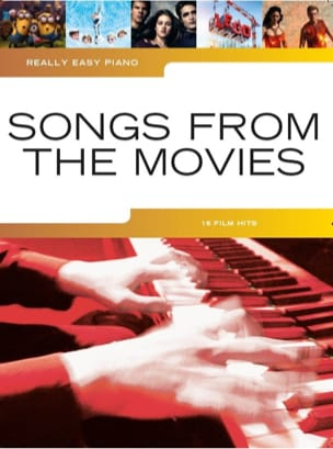 Really Easy Piano - Songs From The Movies Partition laflutedepan
