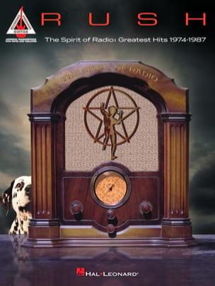The Spirit of Radio:Greatest Hits 1974-1987 Rush laflutedepan