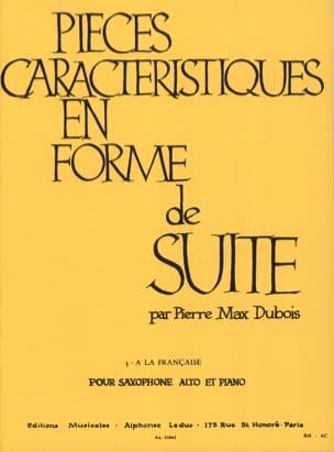 Pièces Caractéristiques Volume 3 - A la Française laflutedepan