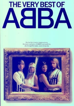 ABBA - The Very Best Of Abba Small Format - Partition - di-arezzo.co.uk